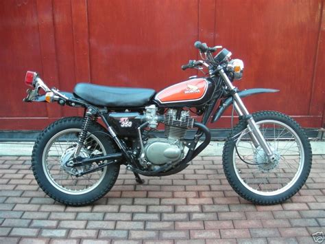 What's It Worth 1974 Honda Xl350