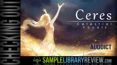 checking  celestial voices ceres  auddict youtube