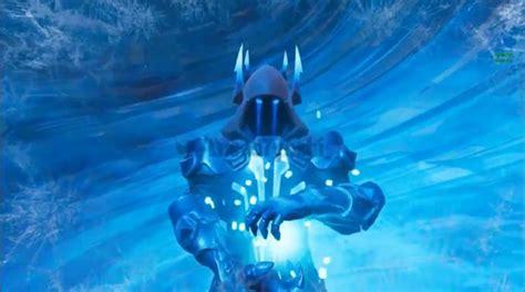 spoiler el rey del hielo estaria dentro de la bola