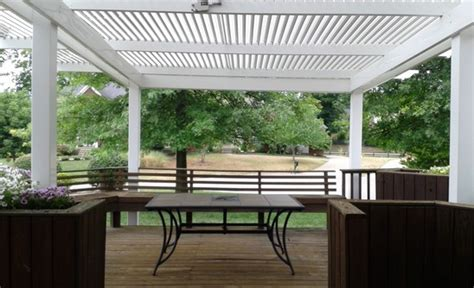 louvered patio covers adjustable louvered patio cover aztec enclosures sunrooms