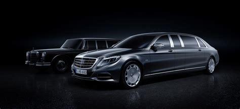 2015 Mercedes-benz Maybach Pullman