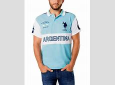 Slim Fit Argentina Polo Shirt US Polo Assn