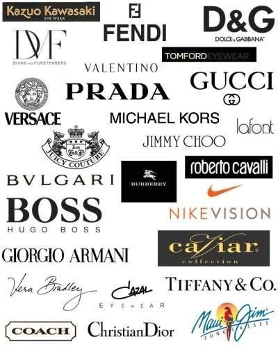 fashion designers names fashion designer logos and names logo