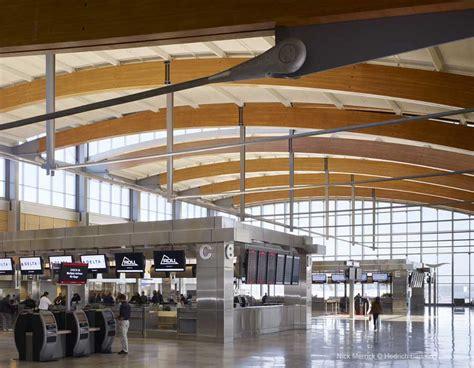 raleigh durham international airport terminal  building