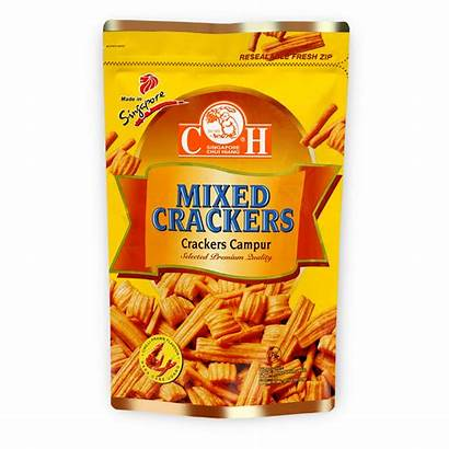 Crackers Mixed Ch Chui Hiang 450g Nuts