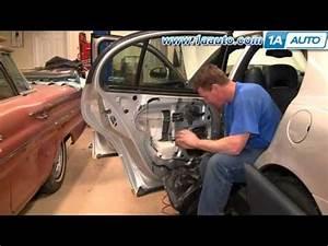 2002 Buick Lesabre Window Regulator Repair Video