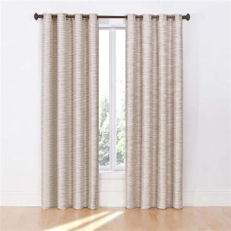 target blue grommet curtains eclipse thermalayer deron blackout grommet curtain panel