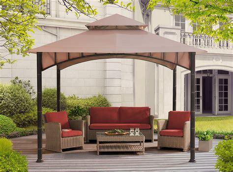 Backyard Canopy Gazebo by Soft Top Gazebo Tent Backyard Canopy Pool Patio Outdoor