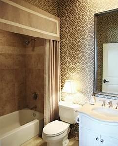 Décoration Murale Salle De Bain : beaucoup d 39 id es en photos pour une salle de bain beige ~ Teatrodelosmanantiales.com Idées de Décoration