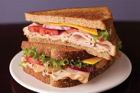 turkey sandwich picnic basket turkey sandwich kraft recipes