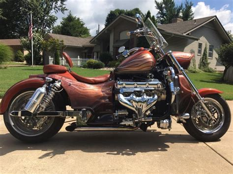Boss Hoss Motorcycles For Sale In Missouri