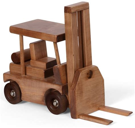 wooden amish forklift toy countryside amish furniture