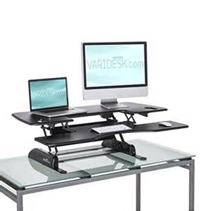 varidesk standing workstation adjustable desks