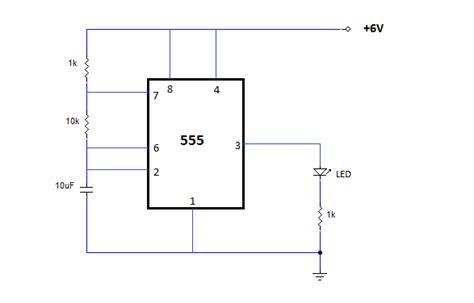 Simple Timer Testing Circuit Mycircuits