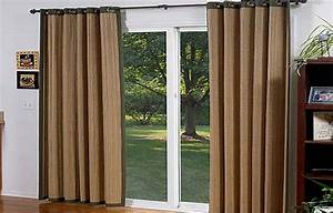 Grommet curtains for sliding glass doors sliding glass for Grommet curtains for sliding glass doors