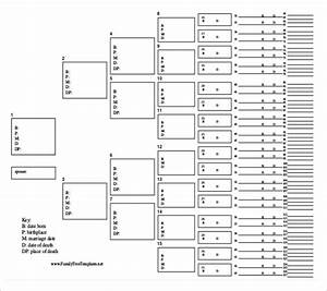 Family Tree Diagram Template - 15+ Free Word , Excel, PDF ...