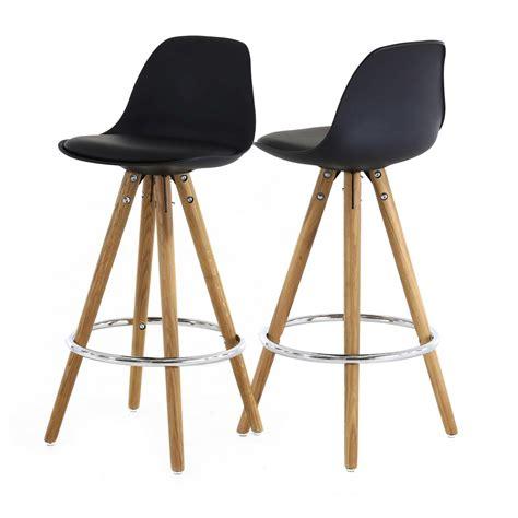 chaise plan de travail chaise plan de travail trépied en bois scandinave