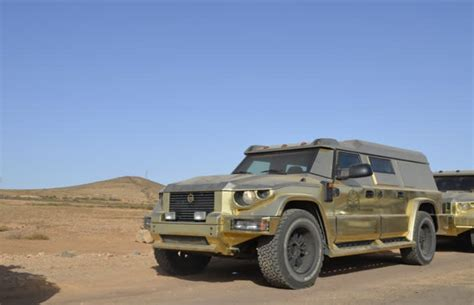 Marauder Armored Vehicle Cost by Estimated Cost 500 000
