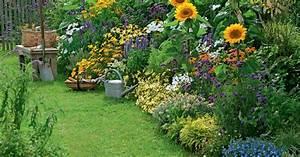 Raumteiler Für Garten : ideen f r bunte sommerbeete mein sch ner garten ~ Michelbontemps.com Haus und Dekorationen