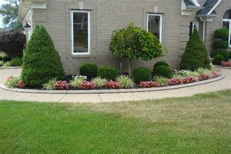 shrubs for front of house pictures shrubs for front of house curved sidewalk in front of side entry garage love it home decor ideas