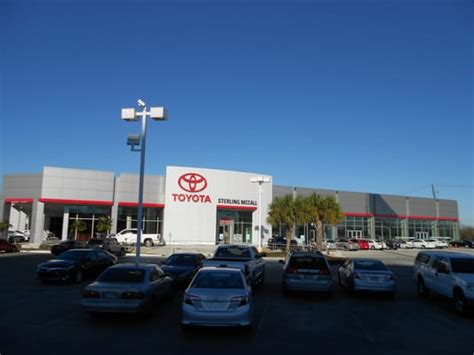 sterling mccall toyota  reviews car dealers