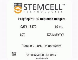Scientific Posters Samples Easysep Rbc Depletion Reagent