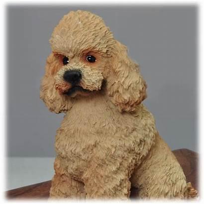 Poodle Apricot Cut Sport Dog Urn Wholesale