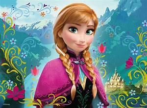 Image - Frozen Anna Wallpaper 2.jpg | Disney Wiki | FANDOM ...