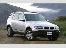 Used 2004 BMW X3 Pricing For Sale Edmunds