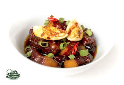 cuisine vietnamien la cuisine de bernard porc vietnamien au caramel