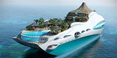 Yats Boats by Ikkar Transforming Yacht