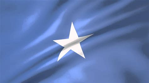 Somalia Animated Flag