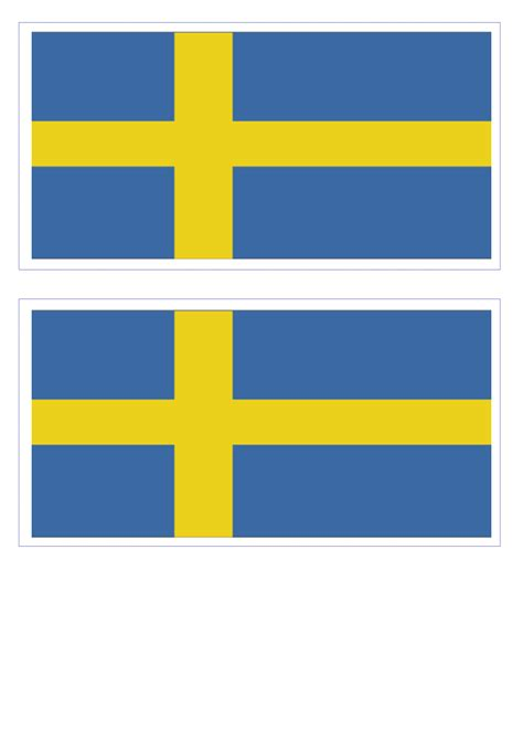 sweden flag templates  allbusinesstemplatescom