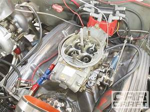 Cheap Turbos From Ebay On A 350 Small Block Engine