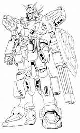 Kolorowanki Heavyarms Sketch Bestcoloringpagesforkids sketch template