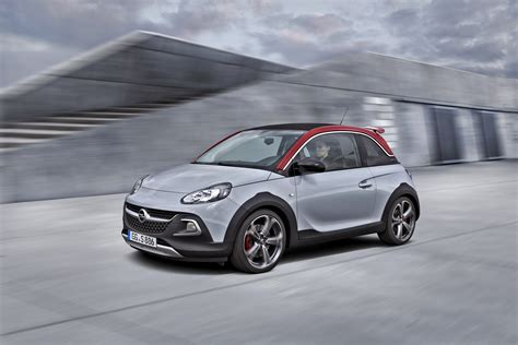 Adam Opel by Opel Adam Rocks S Revealed