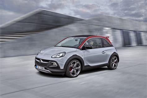 Www Opel by Opel Adam Rocks S Revealed