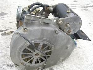 Ec 25 2pg Ez Go Gas Golf Cart 244cc Motor Engine E Z Go
