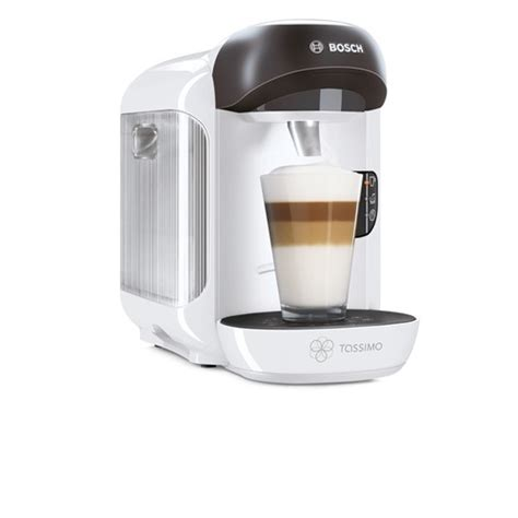 Review of the tassimo suny coffee machine by bosch, also known as the t32. Bosch Tassimo Vivy II TAS1254GB Multi Drinks Pod Coffee Machine White | Around The Clock Offers