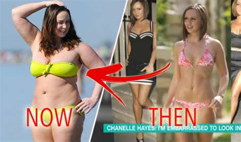 jonahhill swimsuit chanelle hayes weight loss former big brother star