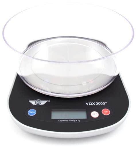 balance de cuisine parlante balance parlante myweigh vox 3000 image 2