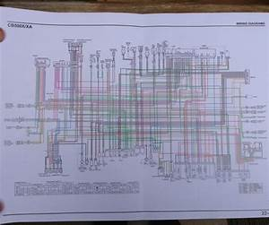 Cb500x Wiring Diagram - Can Anyone Help