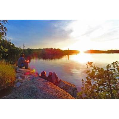 Boundary Waters Canoe Area - Wilderness Inquiry
