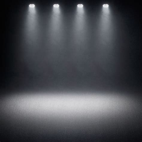 installed stage lighting school sound and vision l