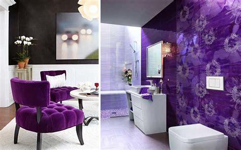 psicologia del color el violeta  morado