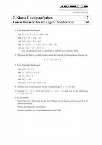 Primzahlen Berechnen Formel : lineare gleichungen l sen bungen und aufgaben mit l sungen schulminator ~ Themetempest.com Abrechnung