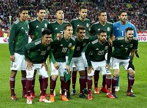 Analyzing Mexico - FIFA World Cup 2018 - The 21st World Cup