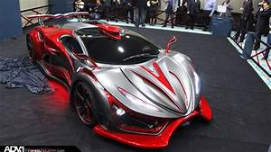 Supercar made from METAL FOAM!? | Inferno Exotic Car | ADV ...