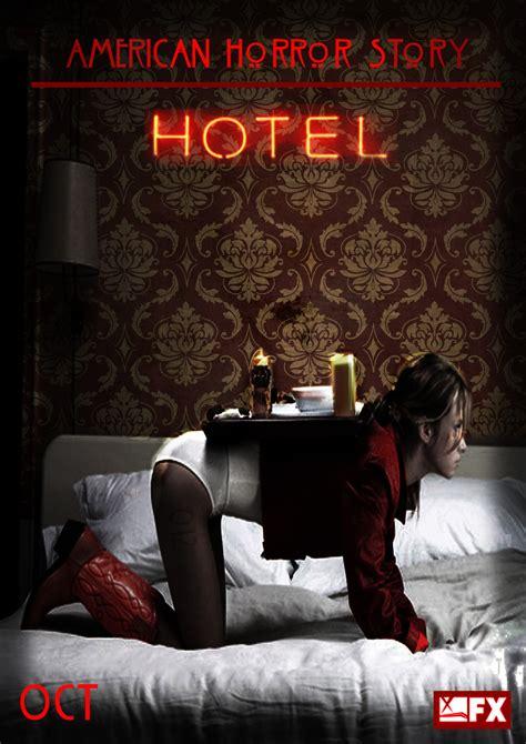 American Horror Story Hotel Wallpaper Wallpapersafari
