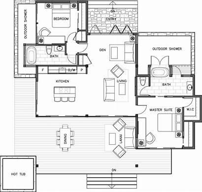 Kauai Plans Hawaiian Floor Homes Beach Kit